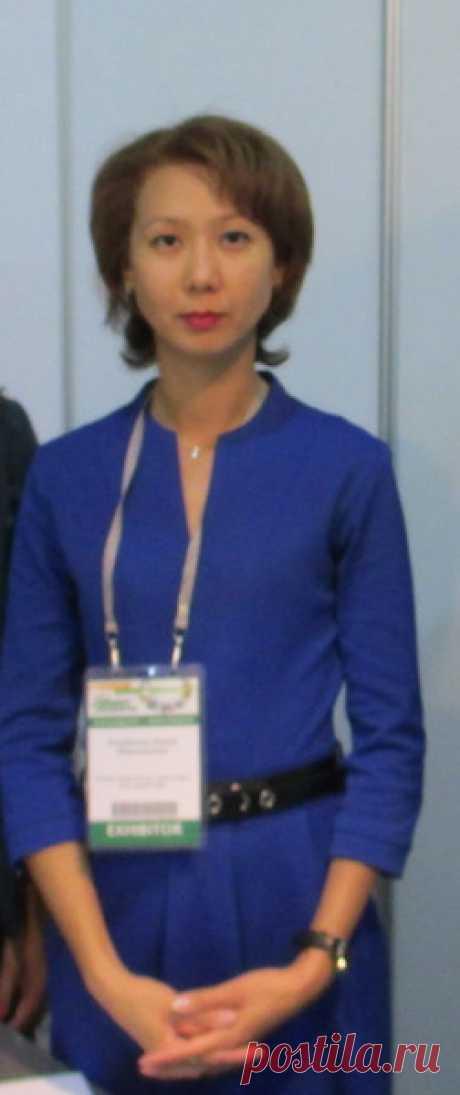 Aiman Eginbaeva