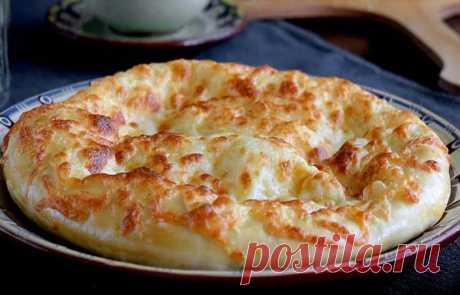 Редкий рецепт Хачапури, в который я влюбилась