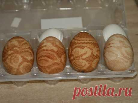 Как покрасить яйца на пасху — Сделай сам, идеи для творчества - DIY Ideas