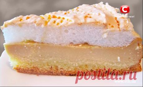 Торт Слезы ангела - рецепт пошаговый