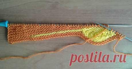 Головные уборы,шарфы и митенки в технике свинг (swing-knitting) - Klubok.ru.com