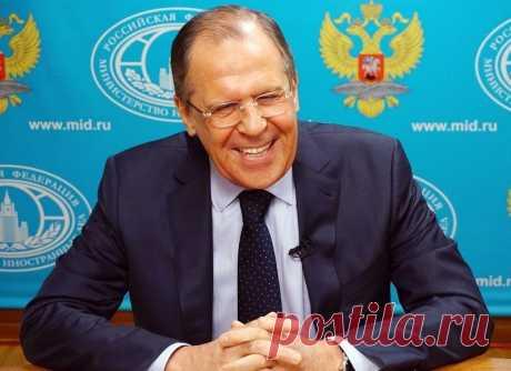 Интервью Министра иностранных дел России С.В.Лаврова программе «Москва. Кремль. Путин» | Новости в России и мире