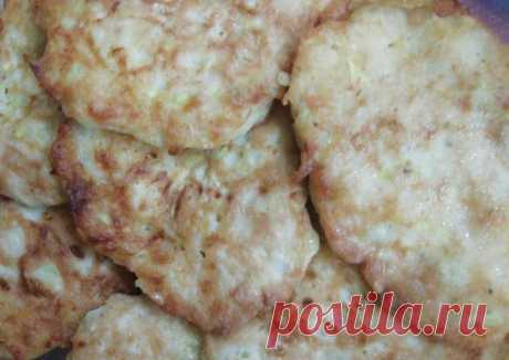 Кабачковые оладьи - пошаговый рецепт с фото. Автор рецепта Elena Boganova . - Cookpad