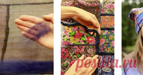 Валяем шапочку в технике 3D-пэчворк | Журнал Ярмарки Мастеров Валяем шапочку в технике 3D-пэчворк – бесплатный мастер-класс по теме: Мокрое валяние ✓Своими руками ✓Пошагово ✓С фото