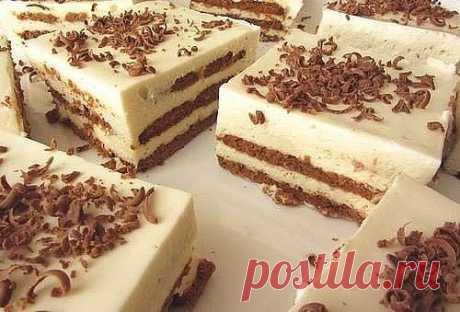Как приготовить первоклассный торт за 25 минут без выпечки! - рецепт, ингредиенты и фотографии