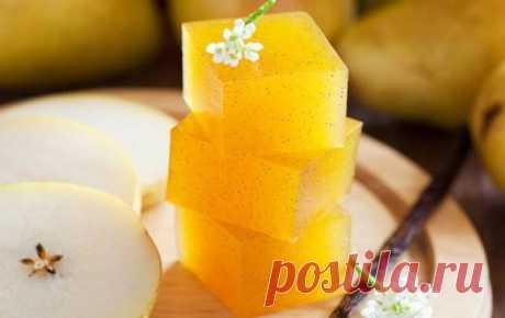 Лимонный мармелад без сахара для худеющих сладкоежек » Женский Мир
