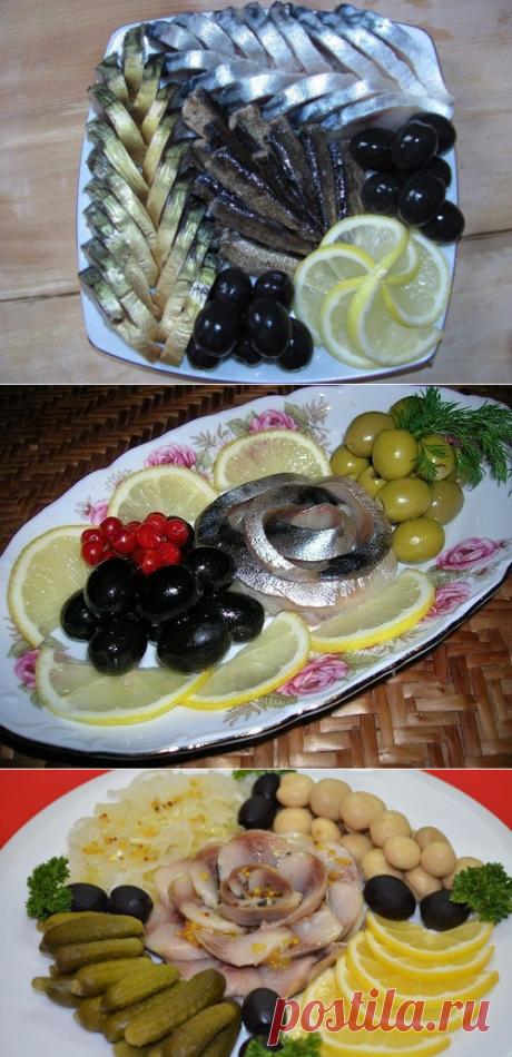 >Интересная подача обычных блюд