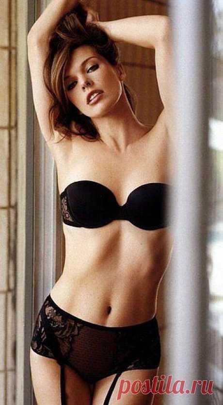 Диета для набора веса от Милы Йовович | My Milady