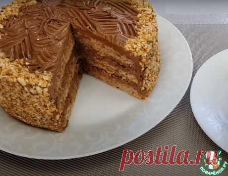 Королевский торт – кулинарный рецепт