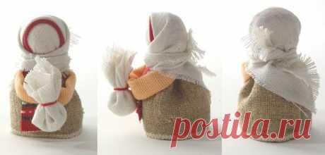 Традиционная кукла-оберег Подорожница - Мастер-класс — LiveJournal