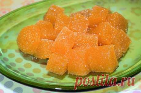 Как приготовить абрикосовый мармелад в домашних условиях   НЯМУШКИ   Яндекс Дзен