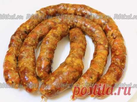 """Дорогие друзья! Приглашаем Вас в раздел пошаговых рецептов """"Домашняя колбаса"""", выбирайте и готовьте с удовольствием!   Пошаговые рецепты этого раздела Вы найдете по ссылке: https://rutxt.ru/kolbasy  ------------------ Все рецепты Вы можете найти на нашем сайте RUtxt.ru  Если Вам нравятся наши рецепты: - расскажите о нас Вашим друзьям; - напишите о нас в своих любимых кулинарных форумах или блогах; И помните, мы работаем для Вас! Спасибо что Вы с нами!!!"""