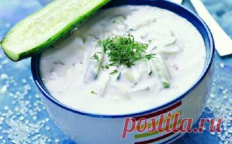 Кефирный суп для похудения. Вкусно и низкокалорийно! - Стильные советы