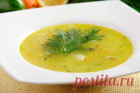 Куриный суп со свежими огурцами – пошаговый рецепт с фото.