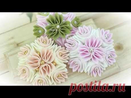 Невероятно нежные цветочки из фоамирана 🌼 Amazing DIY Crafts: Foam sheet flower idea