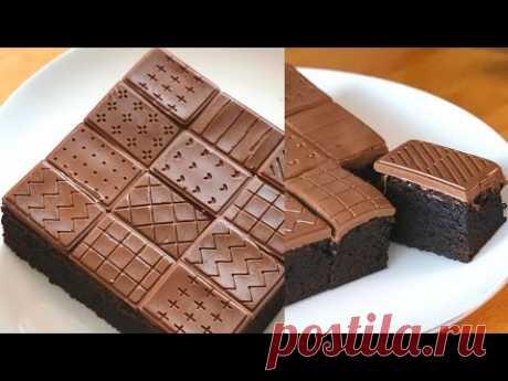 Идеальный настоящий рецепт домового(Шоколадный торт)