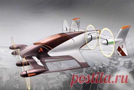 Airbus показал свой прототип летающего автомобиля Летающий автомобиль может быть оснащен четырьмя передними тяговыми пропеллерами и тремя двигателями для маневрирования, установленными на пилонах в задней части корпуса. Кабина будет выглядеть, как у пассажирского лайнера, дверь напоминать люк космического корабля, а колес не будет вообще - вместо них будут две опоры, напоминающие лыжи. Так, по данным информационного агентства Associated Press (AP), выглядит концепт-автомобиль Vahana,…