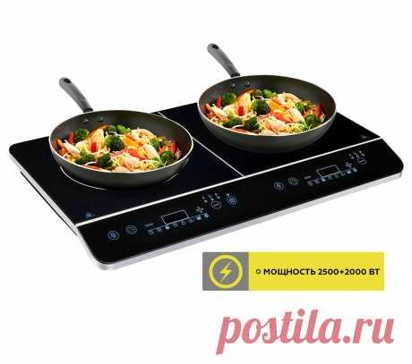 Индукционные плиты | OBERHOF
