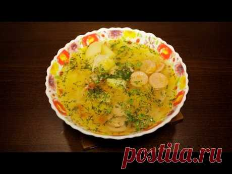 TASTY SAUSAGES AND VERMICELLI SOUP IN THE CROCK-POT, THE #РЕЦЕПТЫ CROCK-POT FOR THE CROCK-POT - YouTube