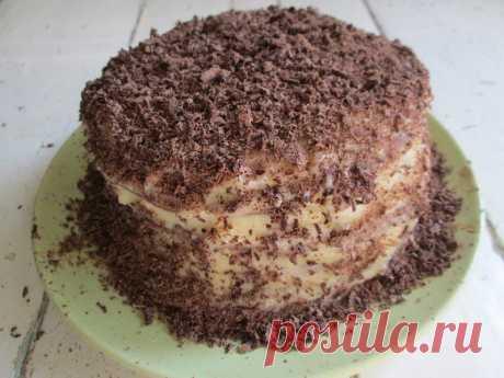 Армянский торт Микадо - слишком вкусный - Пир во время езды