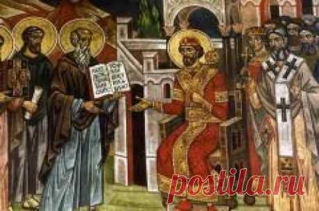 Сегодня 02 мая памятная дата День святого Бориса