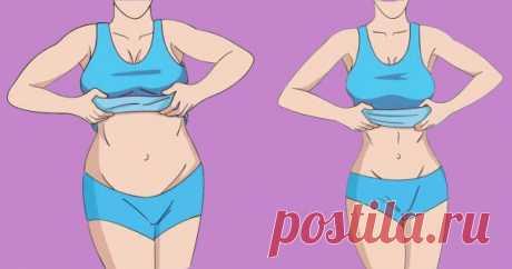7 дней, 7 стаканов: методика, которая умерщвляет брюшной жир! Вот в чём сила