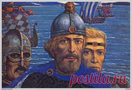 """Правда о викингах:   """"ВОЛКИ СЕВЕРНЫХ МОРЕЙ""""    В конце первого тысячелетия нашей эры на самом севере Европы жили викинги, норманны. Это был даже не народ, а скорее сброд безжалостных убийц, извергов, мучителей и грабителей. Жуткая накипь сев…"""
