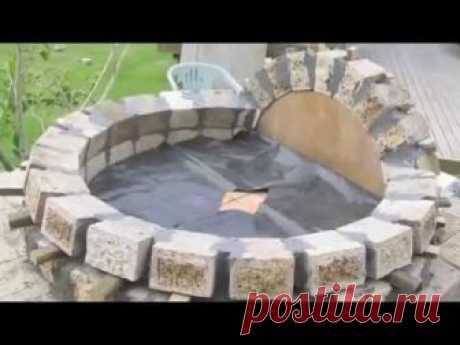 Помпейская печь своими руками: инструкция как сделать конструкцию из кирпича, чертежи, видео и фото