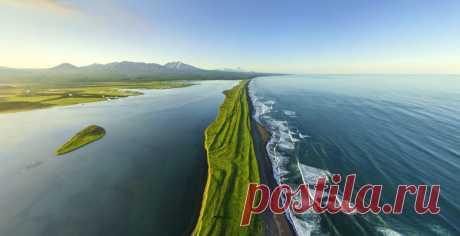 Уникальные пейзажи Камчатки на панорамах AirPano