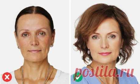 Семь женских уловок, которые помогут скрыть истинный возраст | CLUB-WOMAN: Красота | Яндекс Дзен