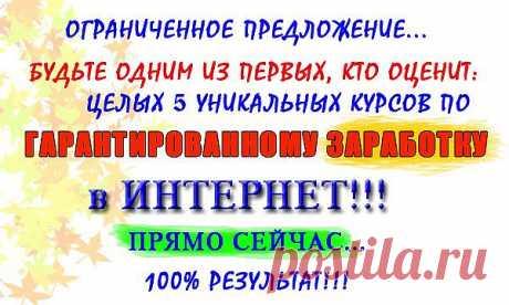 БЕСЦЕННЫЙ КОМПЛЕКТ из ЦЕЛЫХ 5 ПОШАГОВЫХ ВИДЕОКУРСОВ, КОТОРЫЕ ОБЕСПЕЧАТ ВАМ 100% ГАРАНТИРОВАННЫЙ ДОХОД ОТ 15 000 – 30 000 рублей в МЕСЯЦ! https://resellshop.ru/wppage/5it/