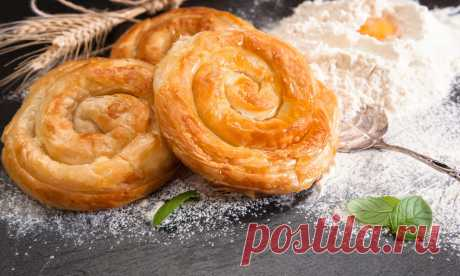 Рецепт пирожков в духовке от Шкфмаркет