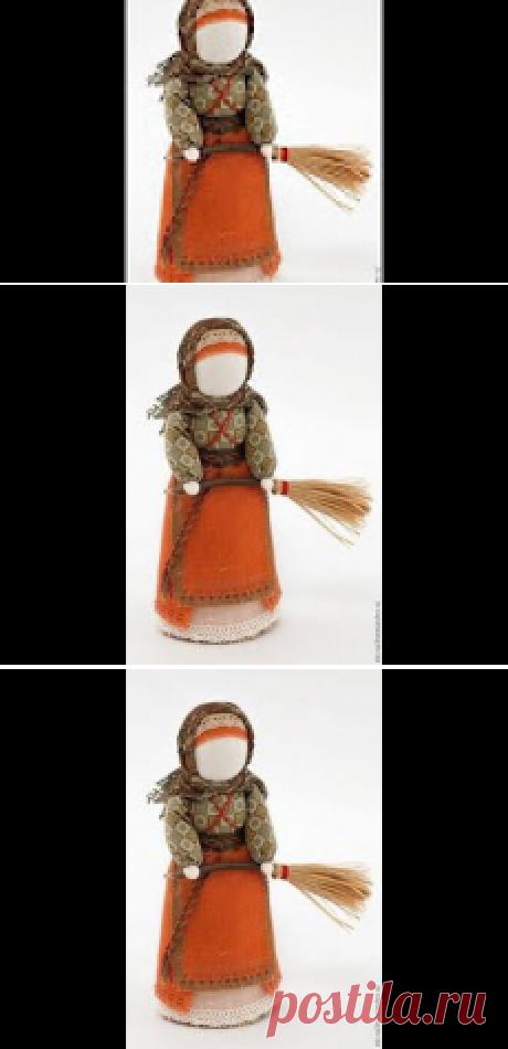 Обереговая кукла своими руками. Часть 1 - YouTube