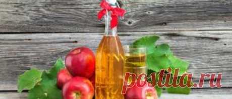 Яблочный уксус от молочницы: лечение, как использовать