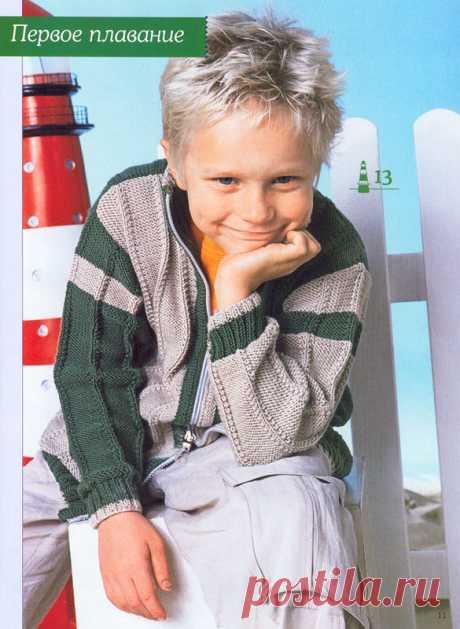 жакеты для мальчика спицами на молнии: 17 тыс изображений найдено в Яндекс.Картинках