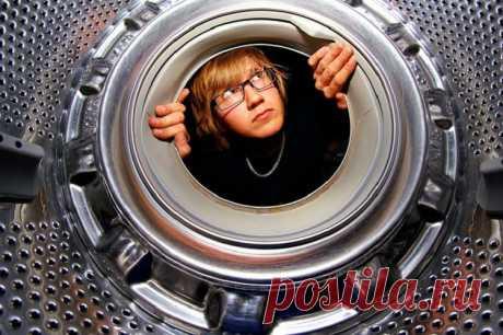 Чистка стиральной машинки! Самый лучший и бюджетный способ! — Жизнь под Лампой!