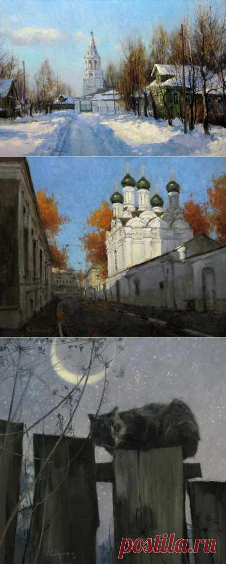 Живопись Алексея Савченко - 2