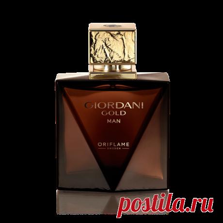 Туалетная вода Giordani Gold Man (32155) Ароматы для мужчин – Ароматы | Oriflame cosmetics