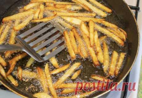 Картошку сначала заморозили и только потом жарим: хрустящая корочка и пюре внутри - Steak Lovers - медиаплатформа МирТесен