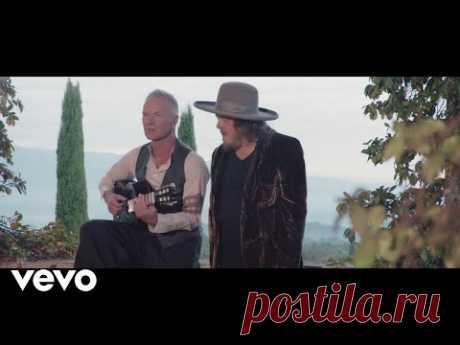 Скачать клип Sting, Zucchero - September бесплатно