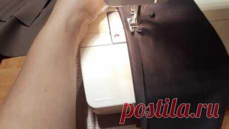 Советы по работе с трикотажем на простой швейной машине — Смотреть в Эфире В этом ролике я хочу показать Вам некоторые нюансы при работе с трикотажем на простой швейной машине, в домашних условиях.  Ножницы Зигзаг - https://a…