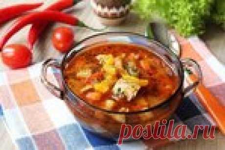 Венгерская кухня. Паприкаш
