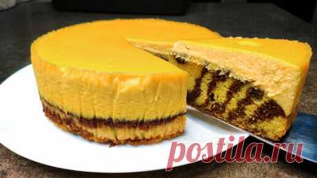 """Этот пирог номер 1 по количеству отзывов: осенний тыквенный пирог - любимое лакомство моей семьи. Осенний тыквенный пирог. 📝 Список ингредиентов и пошаговый рецепт - https://zen.me/nXU9r ▶️ Все мои видео-рецепты смотрите на YouTube канале """"Ольга…"""