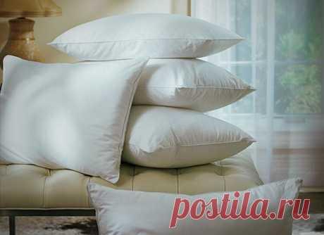 Как я обрабатываю перезимовавшие на даче подушки, чтобы они стали мягкими и приятными | Блог Палыча | Яндекс Дзен