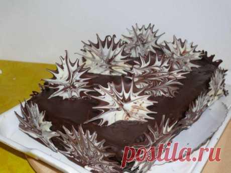 Украшение торта шоколадом 100 фото креативного дизайна