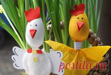 Поделки из бумаги на Пасху. На самый светлый и радостный праздник, который называется Пасха, дарят поделки, сделанные...