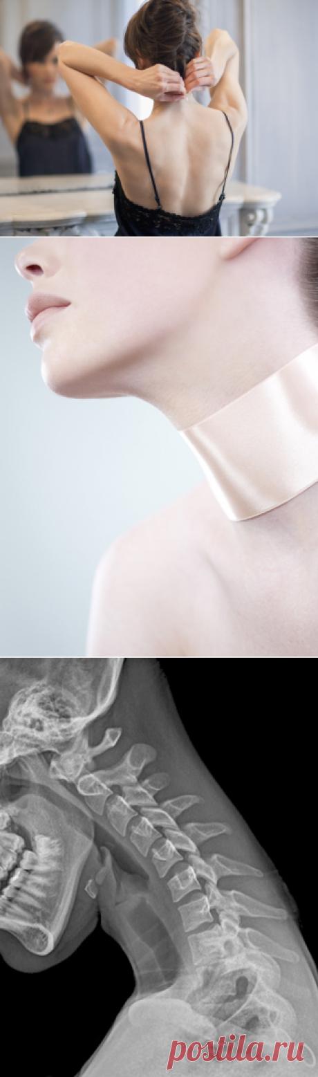 8 упражнений для шеи, чтобы сохранить молодость лица