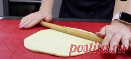 Творожное печенье с моим маленьким секретом. Хочется съесть всё сразу - Скатерть-Самобранка - медиаплатформа МирТесен