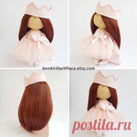 Rag Doll Fabric Doll Decor Doll Interior Doll Nursery | Etsy