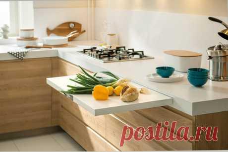 Лайфхаки для кухни: 31 маленькая полезная хитрость для кухни